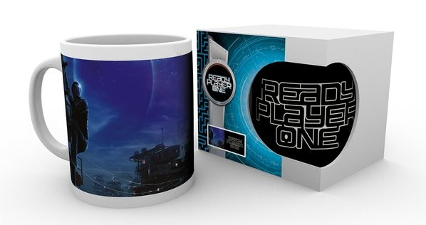 Cup Ready Player One - One Sheet