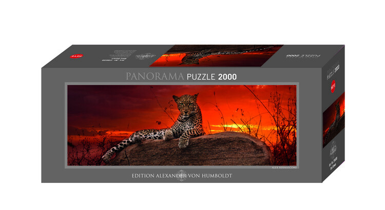 Puzzle Red Dawn