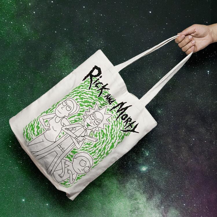 Bag Rick & Morty - Portal