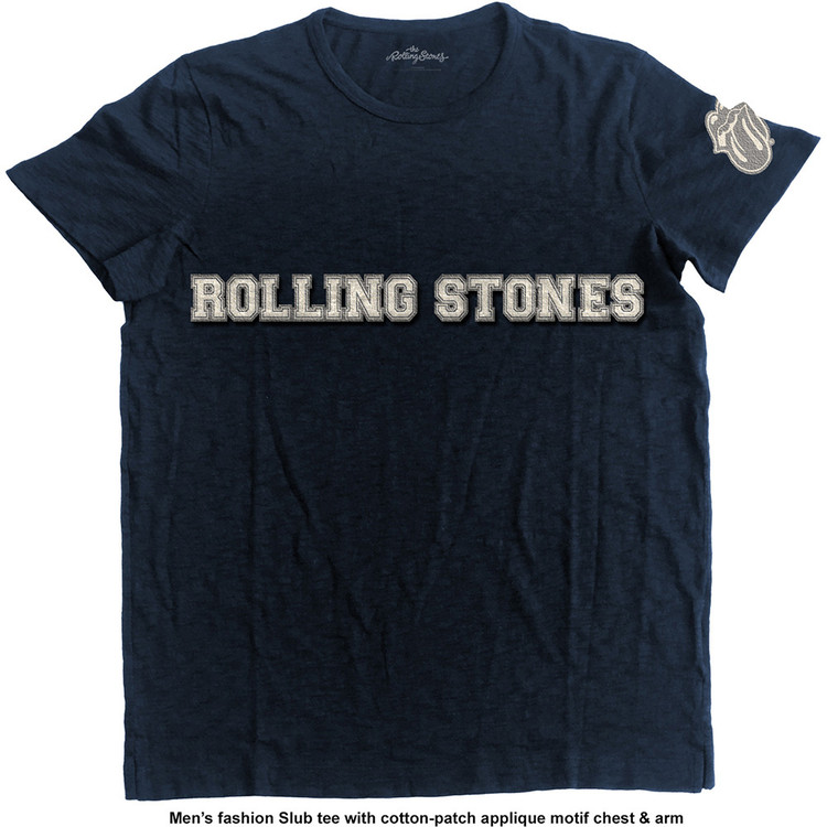 T-shirt Rolling Stones - Logo & Tongue