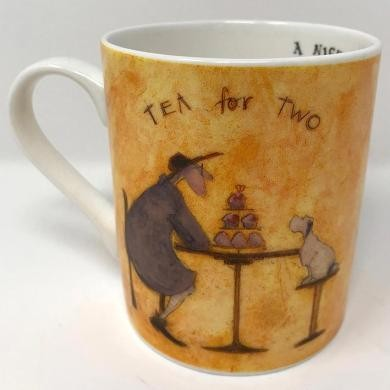 Cup Sam Toft - Tea for Two Tea for Three