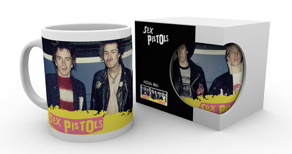 Cup Sex Pistols - Band