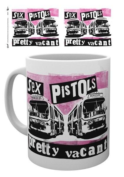 Cup Sex Pistols - Pretty Vancant