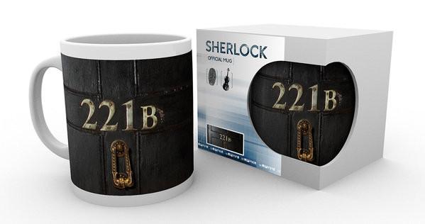 Cup Sherlock - 221B