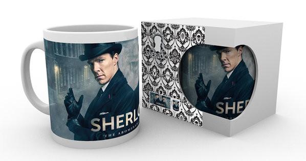 Cup Sherlock - Bride