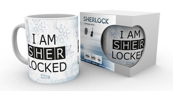Cup Sherlock - Sherlocked
