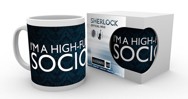 Muki Sherlock - Sociopath