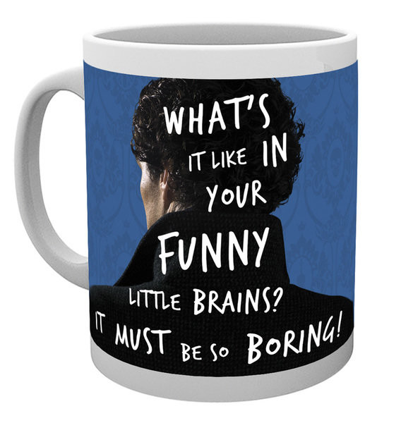 Mug Sherlock - What's It Like