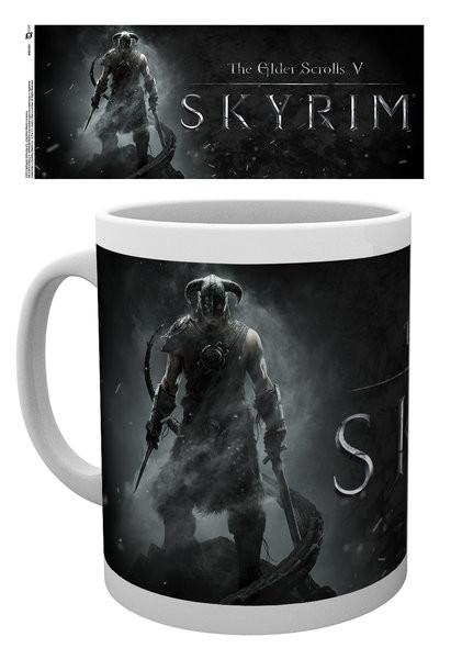 Cup Skyrim - Dragon Bom
