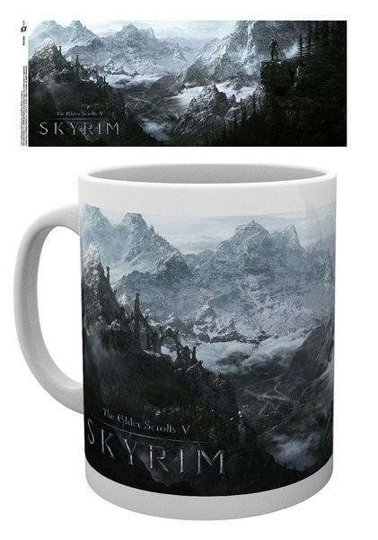 Mug Skyrim - Vista