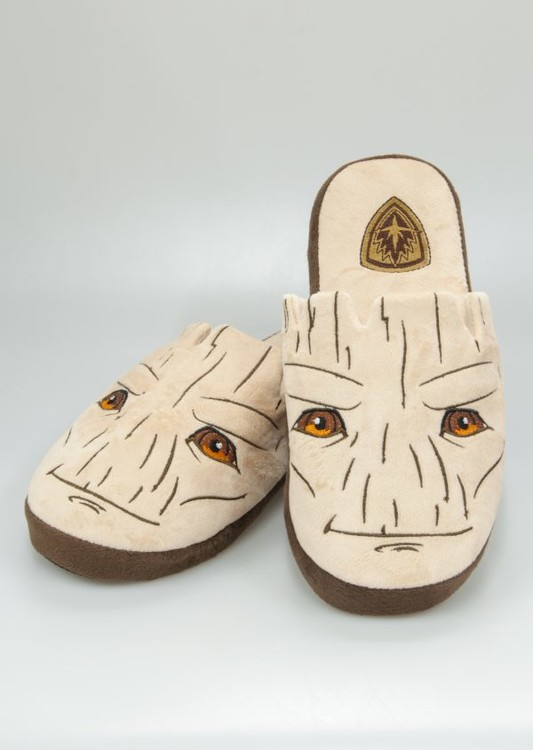 Slippers Guardians Of The Galaxy - Groot