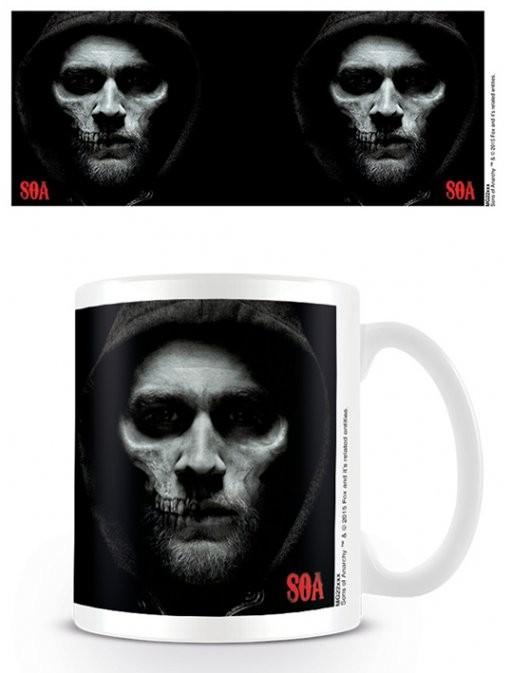 Mug Sons of Anarchy - Jax Skull