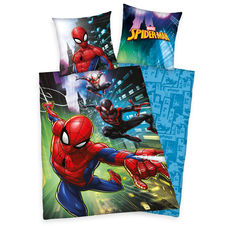 Bed sheets Spider-Man