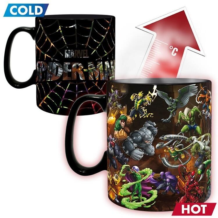 Cup Spider-Man - Multiverse