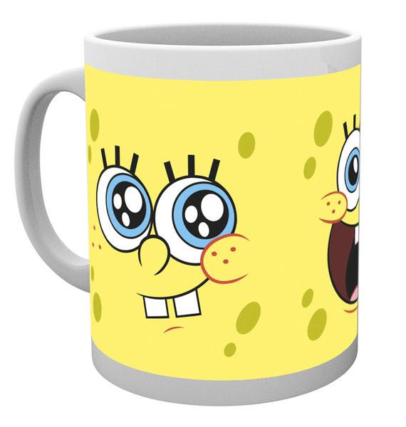 Cup Spongebob - Expressions