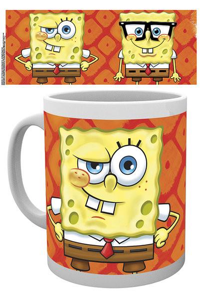 Mug Spongebob - Faces
