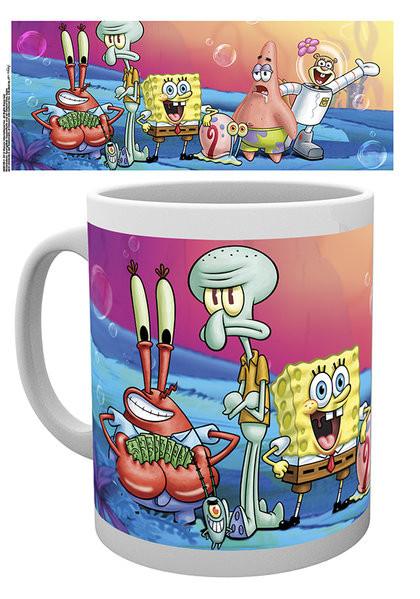 Mug Spongebob - Group