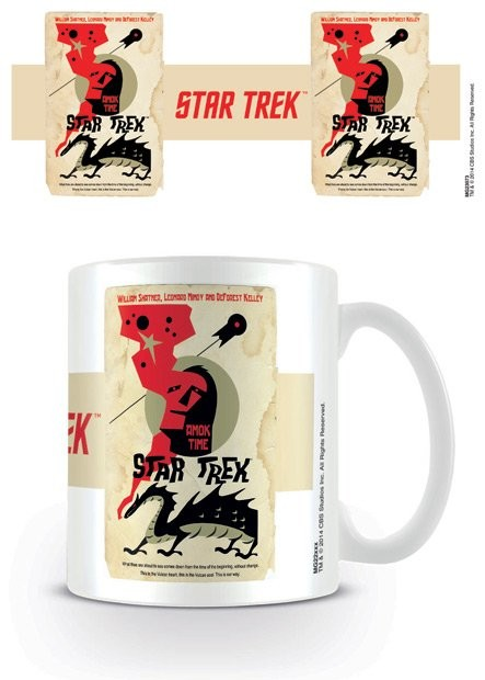 Mug Star Trek - Amok Time - Ortiz