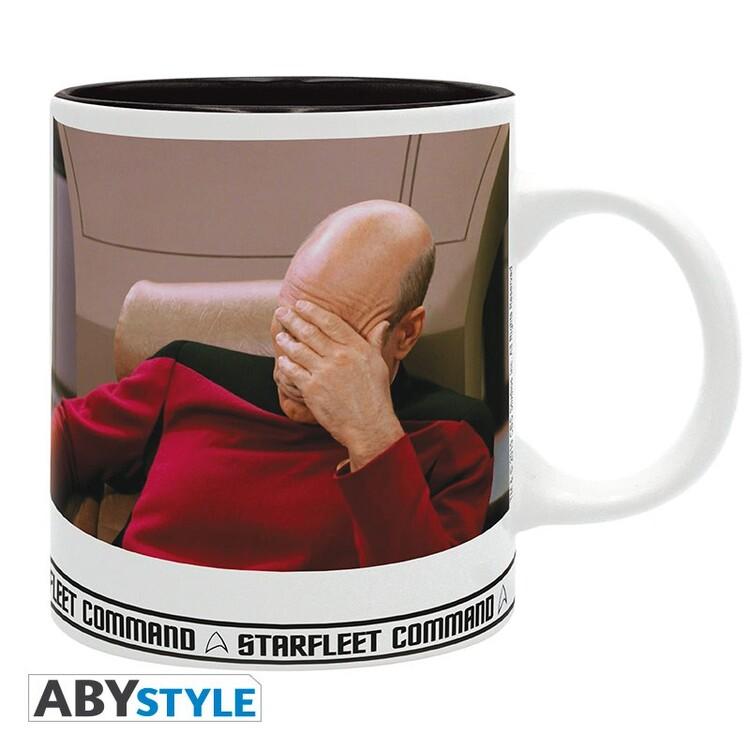 Mug Star Trek - Facepalm