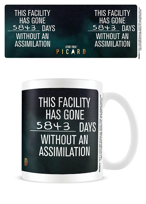Cup Star Trek: Picard - Assimilation