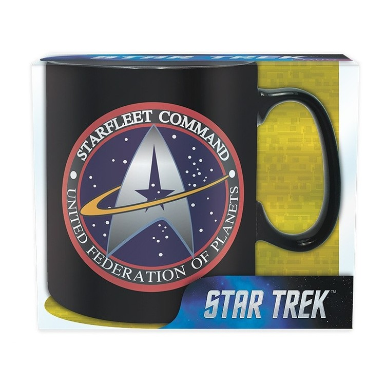 Cup Star Trek - Starfleet command