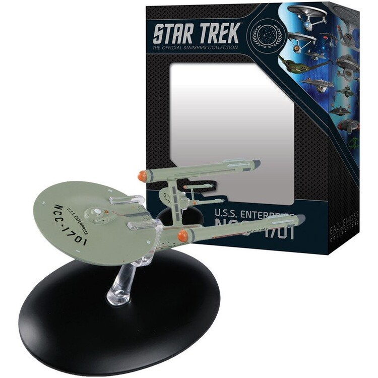Figurine Star Trek - USS Enterprise NCC-1701