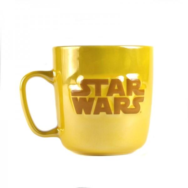 Cup Star Wars - C3PO