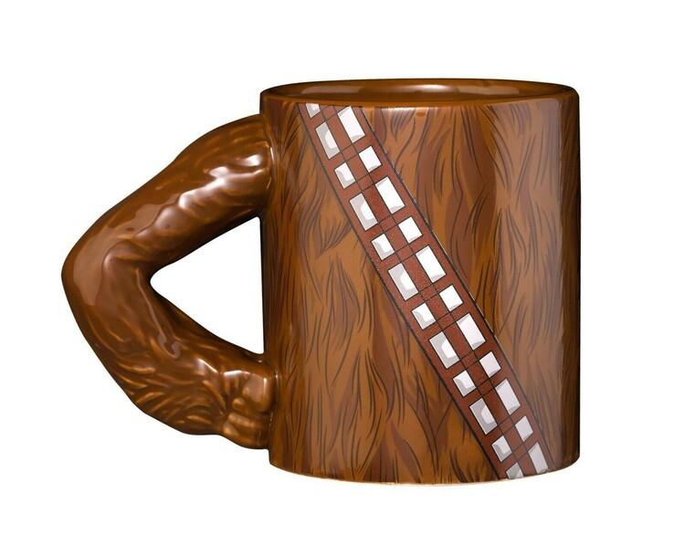 Cup Star Wars - Chewbacca