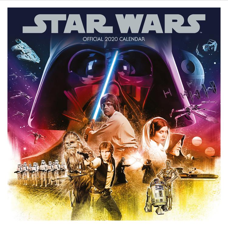 Calendar 2021 Star Wars - Classic