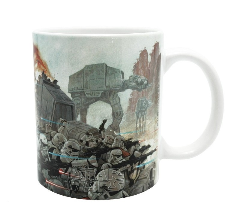 Cup Star Wars - Empire Battle