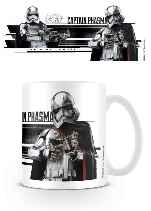 Mug Star Wars Episode VII - Captain Phasma Character
