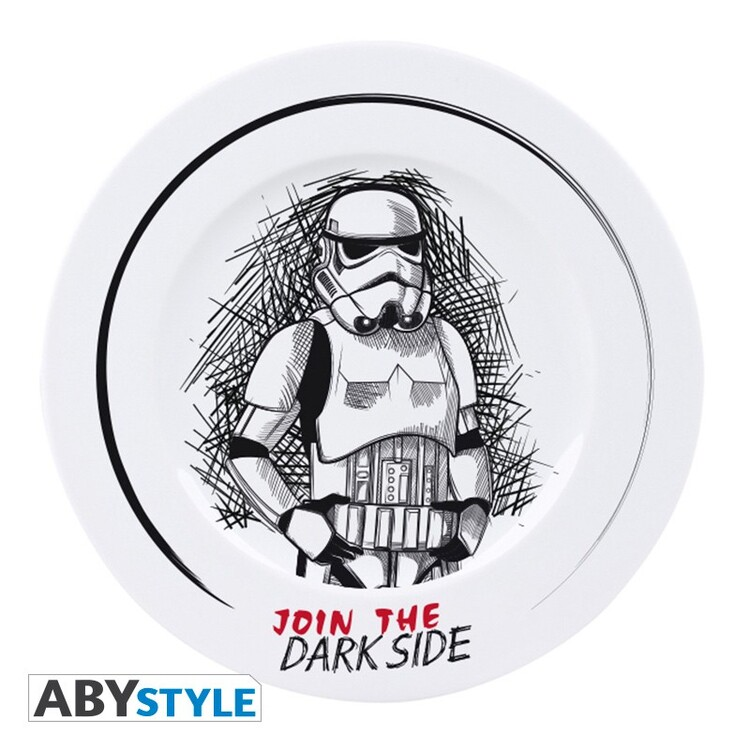 Dishes Star Wars - Join The Dark Side