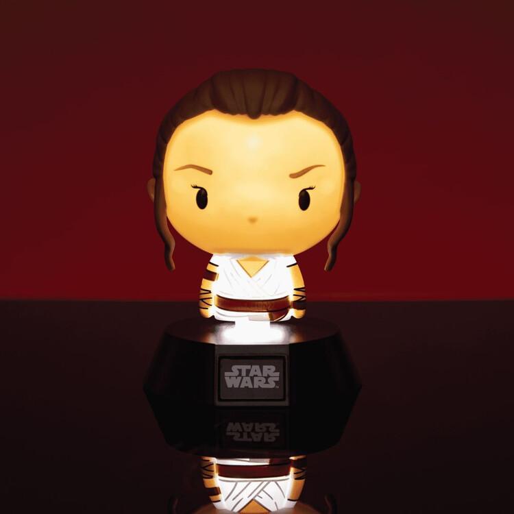 Glowing figurine Star Wars - Rey