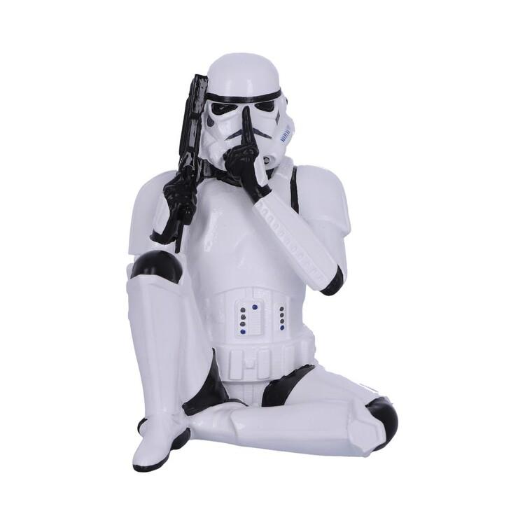 Figurine Star Wars - Speak No Stormtrooper