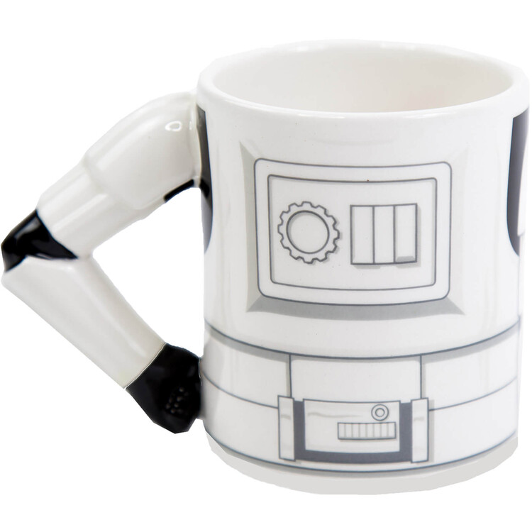 Cup Star Wars - Storm Trooper