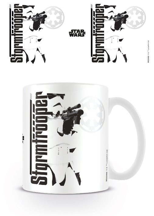 Muki Star Wars - Stormtrooper