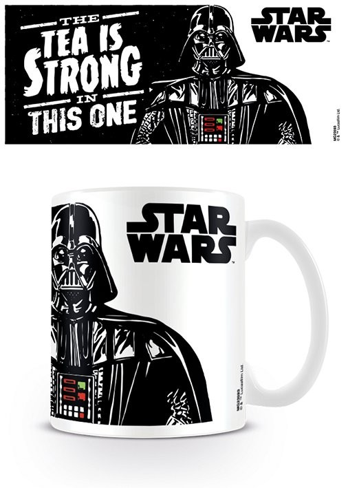 Cup Star Wars - The Tea Is Strong In This One