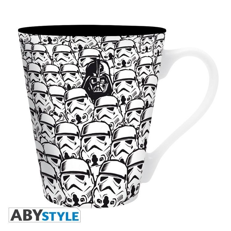 Cup Star Wars - Troopers & Vader