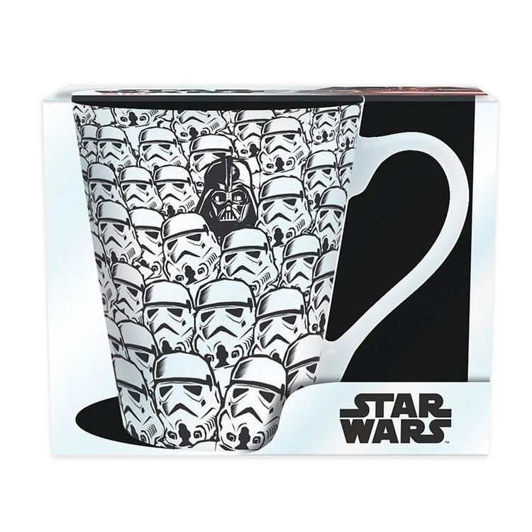Mug Star Wars - Troopers & Vader