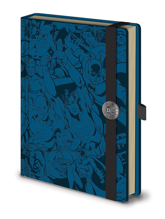 DC Originals A5 Premium Notebook Stationery