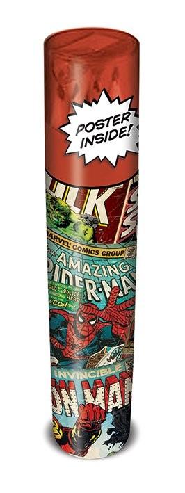 Marvel - Pencil Tube Stationery