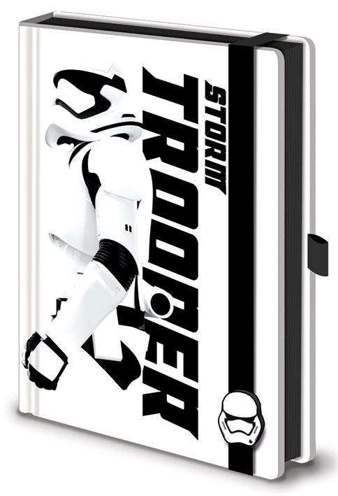 Star Wars Episode VII: The Force Awakens - Stormtrooper Premium A5 Notebook Stationery