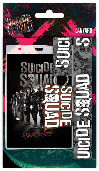 Suicide Squad - Squad Stationery