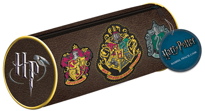 Stationery Harry Potter - Crests