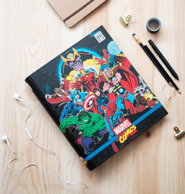 Stationery Marvel Comics - Avengers