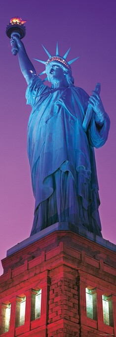 Puzzle Statue of Liberty