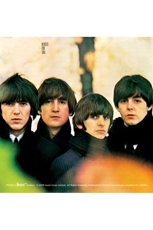 BEATLES - help Sticker