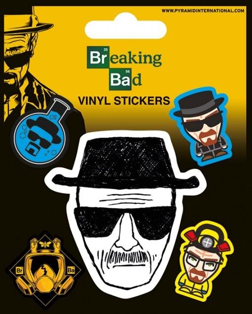Sticker Breaking Bad - Heisenberg