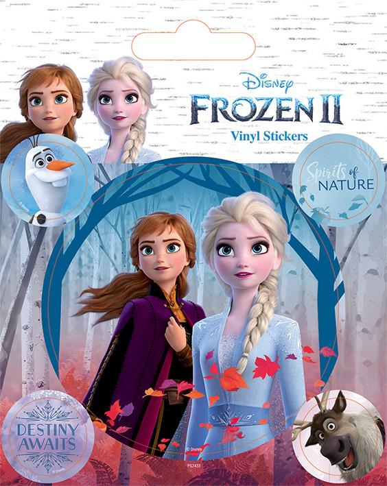Frozen 2 - Belive Sticker
