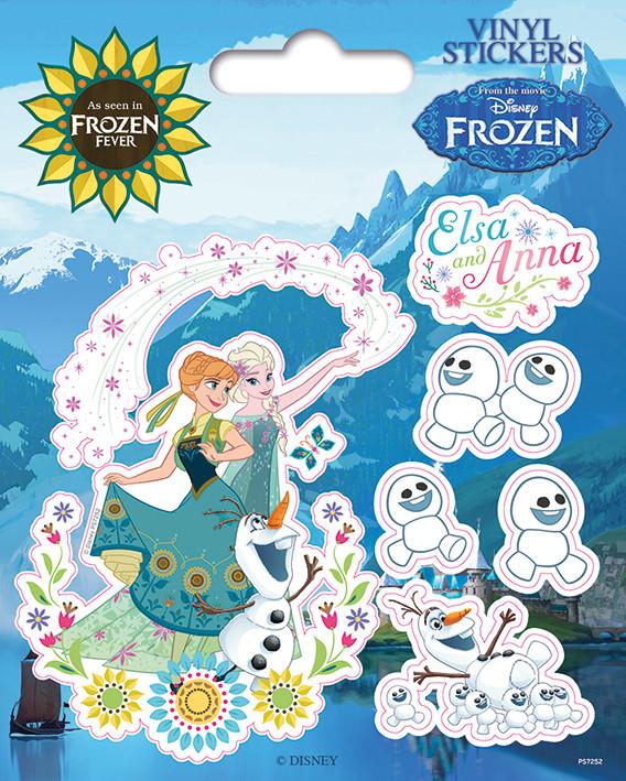 Frozen Fever Sticker